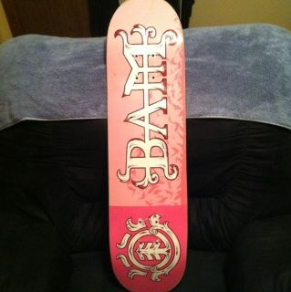 Bam Margera Him Element Skateboard