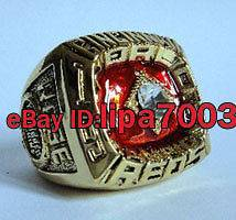 Newly listed 1975 MLB Cincinnati Reds Rose World Series championship