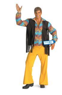 BARBIES KEN 60S ADULT MALE HALLOWEEN COSTUME STD Mens Suit Costume