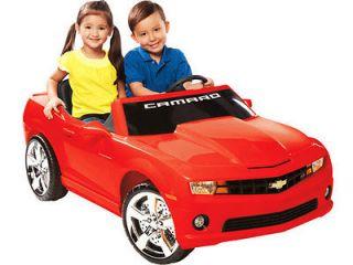 Chevrolet Camaro 12v Car Kid Ride On Power Wheel Toy battery powered