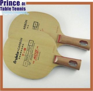 Galaxy T 8 Table Tennis Blade (5wood + 2Arylate Carbon)