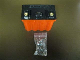 LiFePO4 12V 15Ah Maintenance Free Battery 275 CCA EVO 2 100 011