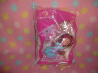 MATTEL BARBIE MCDONALDS HAPPY MEAL PRINCESS JANESSA NEW CUTE
