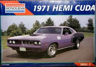 plymouth barracuda in Models & Kits