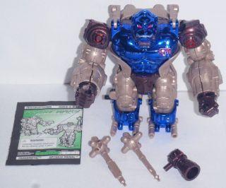 Transformers Beast Wars Transmetals OPTIMUS PRIMAL Prime 100% Complete
