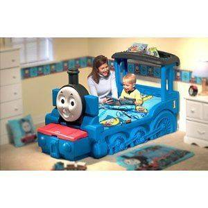 Little Tikes Thomas train new Toddler Bed Box