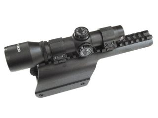 Benelli Nova 12ga. Shotgun Scope & Mount Combo