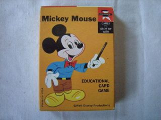 vintage mickey mouse toys in Toys & Hobbies
