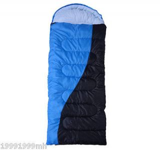 Sleeping Bag Hiking Bed Tent Camp Travel Trip 41°F to 23°F Rating