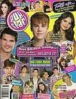 Justin Bieber Taylor Lautner Big Time Rush 17 Posters & Pinups Nov