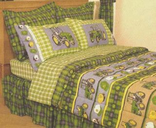 john deere twin bedding in Bedding
