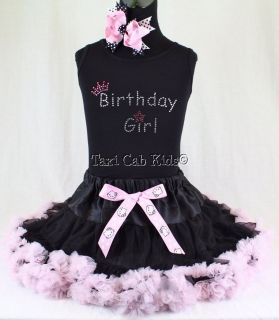 Tutu Set Hello Kitty Princess Birthday Girl 1 8 Yr * Taxi Cab Kids