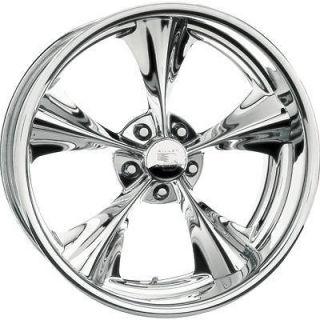 Billet Specialties Legends Series Dagger Polished Wheel 17x8 5x4.5