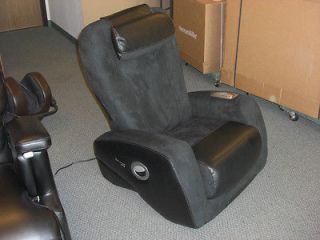 iJoy 2400 Black Human Touch Robotic Massage Chair Recliner i Joy with