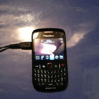 BlackBerry Curve 8530   Black (Boost Mobile) Smartphone