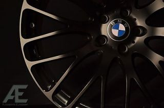 BMW E53 E70 E71 X5 M X6 M Wheels/Rims HR6 Matte Black (Fits BMW X5