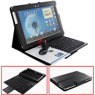 Wireless Bluetooth Silicon Keyboard Case For Samsung Galaxy Note 10.1