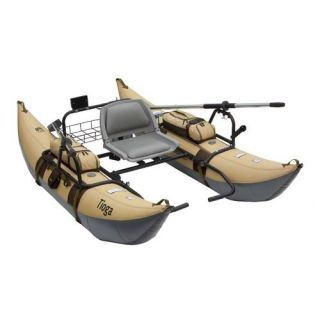 Classic Accessories Tioga Pontoon Boat in Straw 32 016 0103010​0
