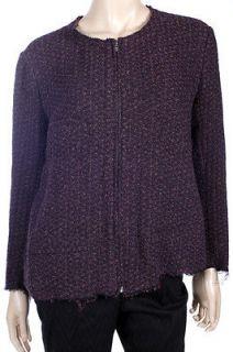 Etoile by Isabel Marant Itha Jacket Bordeaux