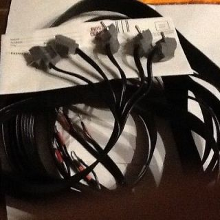 Bose Subwoofer to Receiver Cable/ Wire From Acoustimass 6 7 10 I II 20