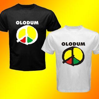 MICHAEL JACKSON OLODUM BRAZIL PEACE LOGO T Shirt Size S 3XL