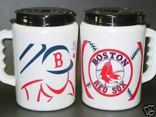 MLB 64oz Travel Mug, Boston Red Sox, New