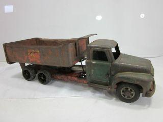 buddy l dump truck in Vintage Manufacture (Pre 1970)