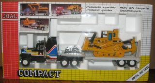 Caterpillar Cat D10N Crawler Tractor Dozer Semi Truck Joal Toy NIB