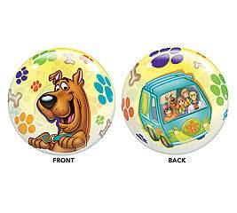 Scooby Doo & Mystery Machine 22 Bubble Balloon Mylar Foil Party