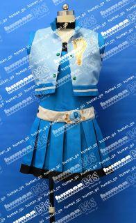 Powerpuff Girl Z Miyako Gotokuji (Bubbles) Cosplay Size M Human Cos
