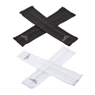 Pair Arm Sleeve Cover UV Sun Protection For Outdoor Bike Golf