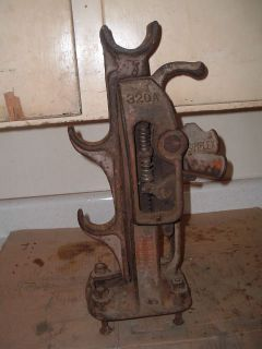 Vintage Simplex No 320A 5 Ton Reel Jack Railroad/House​/Barn