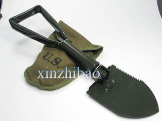Sporting Tool Camping Military Army Steel E Tool Folding Garden Shovel