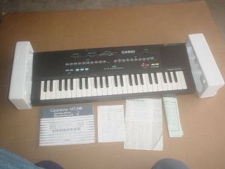 casio tone bank in Electronic Keyboards