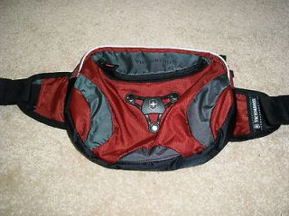 Swiss Army VICTORINOX Fanny Pack Waist Bag NEW