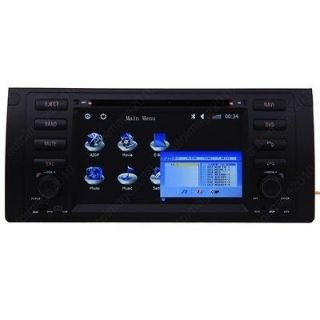 Car GPS Navigation Radio HD Touch Screen TV DVD Player for 2000 2007