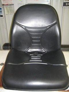 CASE NH BOBCAT SKID STEER LOADER TRACTOR HIGH BACK SEAT