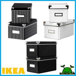 cd storage boxes in Home & Garden