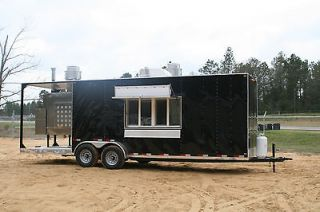 2013 Smoker BBQ Concession Trailer / Mobile Kitchen