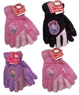hello kitty gloves in Clothing,
