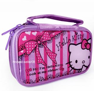 hello kitty 3ds case in Cases, Covers & Bags