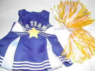 american girl cheerleader outfit in Clothes & Accessories