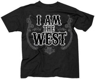 Ice Cube I Am The West Hip Hop Rap Music Officially Licensed Adult T