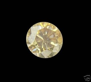 94cts Pear Fancy Brownish Champagne Natural Loose Diamond