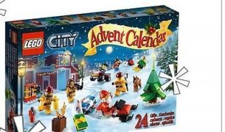 lego city advent calendar in City, Town