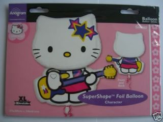hello kitty rockstar party supplies
