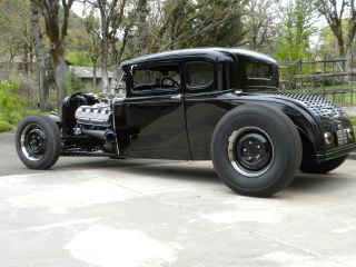 Hot Rod or Rat Rod frame double Z Riley Automotive built VAPHEAD coupe