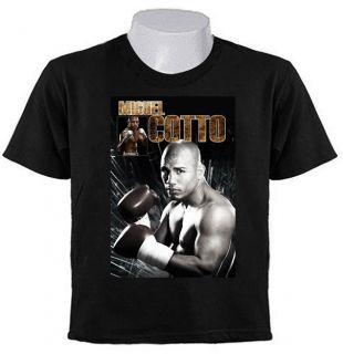 MIGUEL COTTO PUERTO RICO 2012 BOXING Champion T SHIRTS TRIBUTE mc5