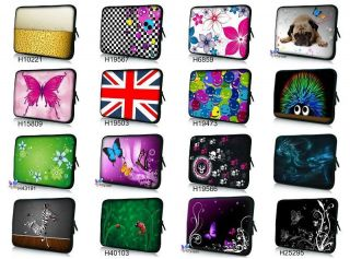 10.2 Laptop Notebook Netbook Sleeve Case Bag Cover for Dell HP MSI