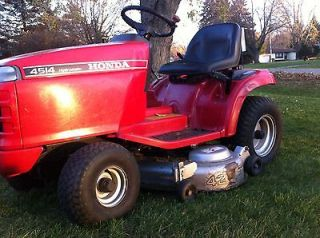 honda riding lawn mowers in Riding Mowers